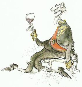 Wine slurpers